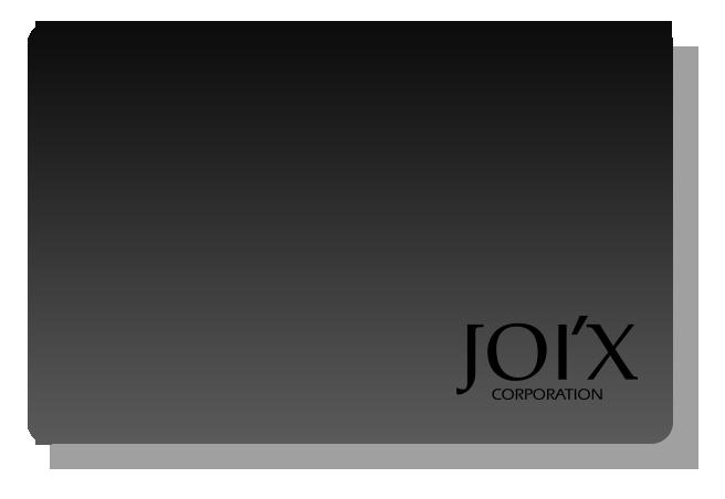 JOI'Xメンバーズカード